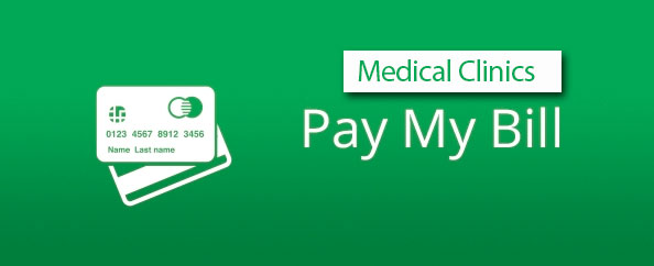 Medical Clinic Payment Button